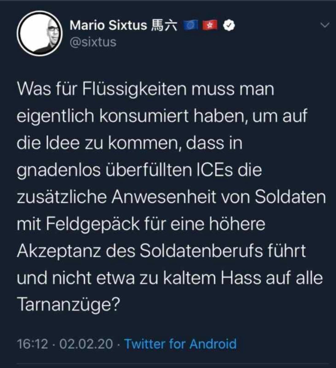 #Sixtus