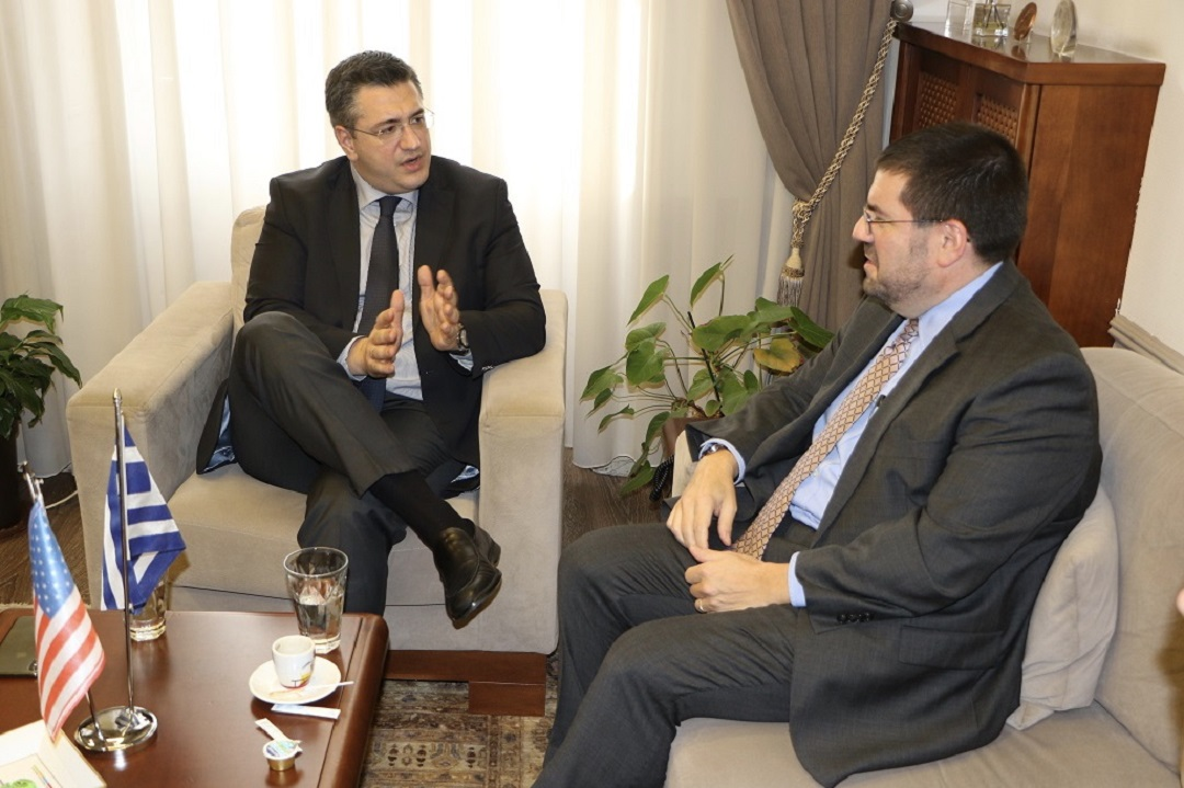 Αποτέλεσμα εικόνας για Επίσκεψη του Προέδρου του Ευρωπαϊκού Λαϊκού Κόμματος (EPP-CoR) Olgierd Geblewicz στον Περιφερειάρχη Κεντρικής Μακεδονίας Απόστολο Τζιτζικώστα