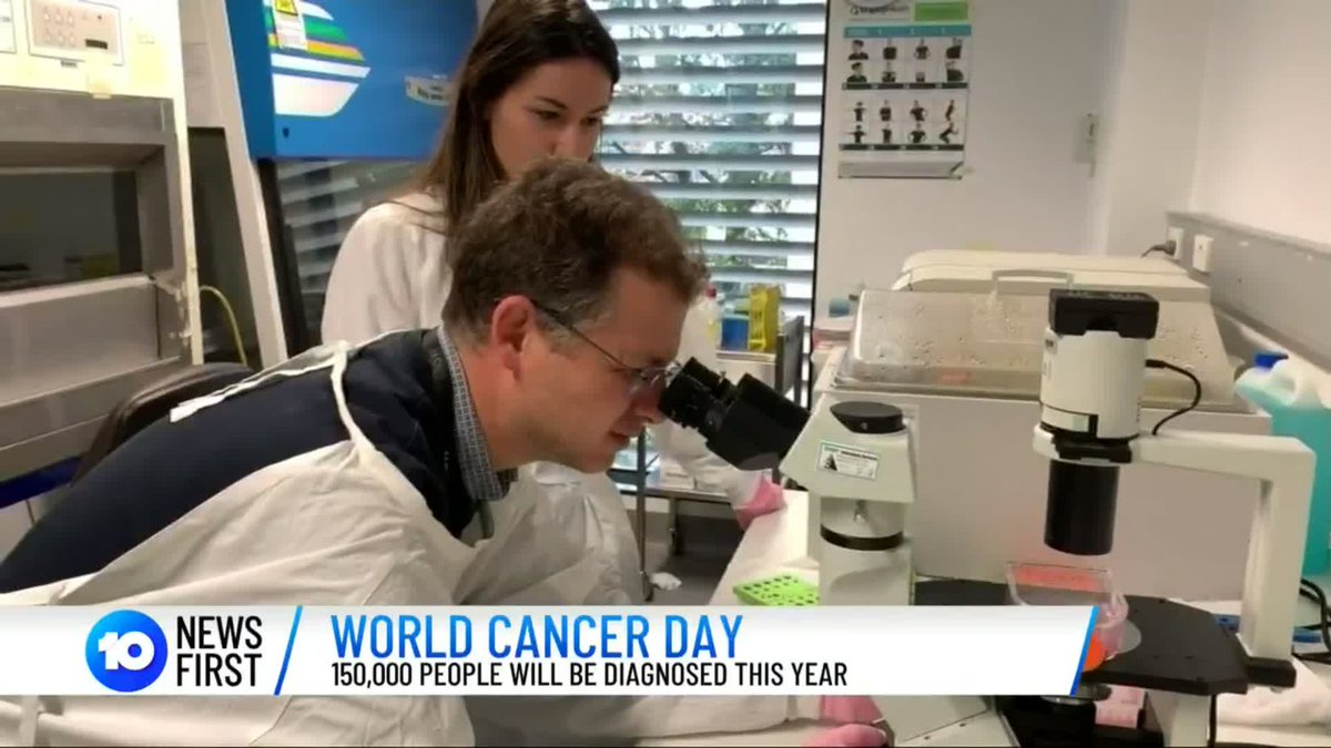 Dr Orazio Vittorio is a #cancer #survivor and talented researcher. We feel privileged to support his work with a @CancerSPHERE and @UNSWMedicine research grant. Go Orazio - you will make a difference!  #WorldCancerDay #IAmAndIWill @TCRNetwork #CancerResearch #WorkingTogether