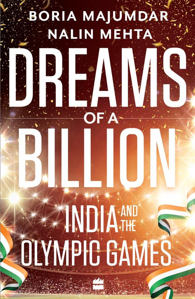 Sport unites people and gives millions hope. Congratulations @BoriaMajumdar for celebrating Indian Sport the way it deserves. Goodluck for #DreamsofaBillion 🇮🇳