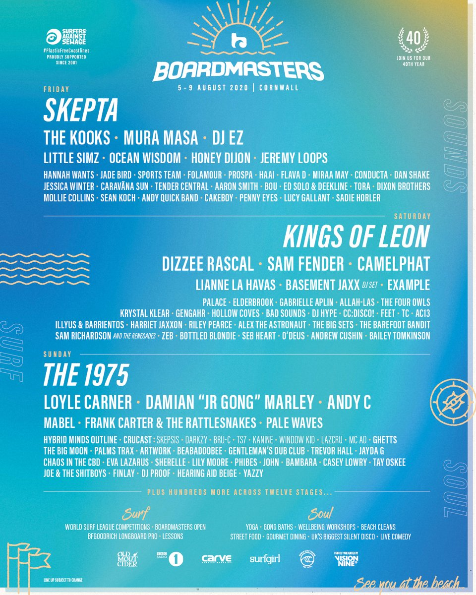 Festival Season 2020