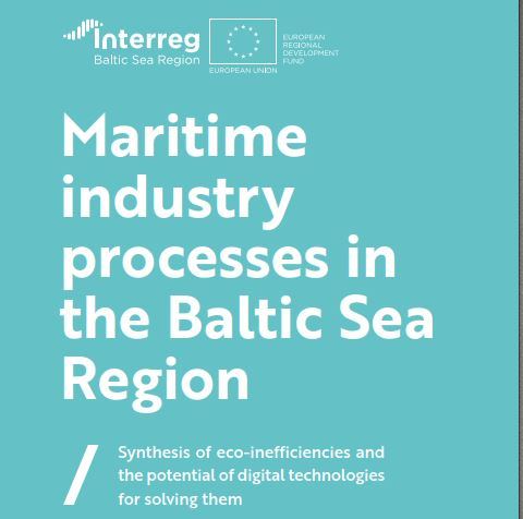 How can #maritime industry evolve to be more #ecoefficient? Read a report by #Interreg @ECOPRODIGI_BSR to check on #digital technologies that bridge eco-inefficiencies. That's how #MadeWithInterreg solutions can become common practice across the #BalticSeaRegion and beyond.