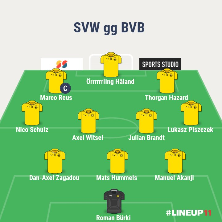 #SVWBVB