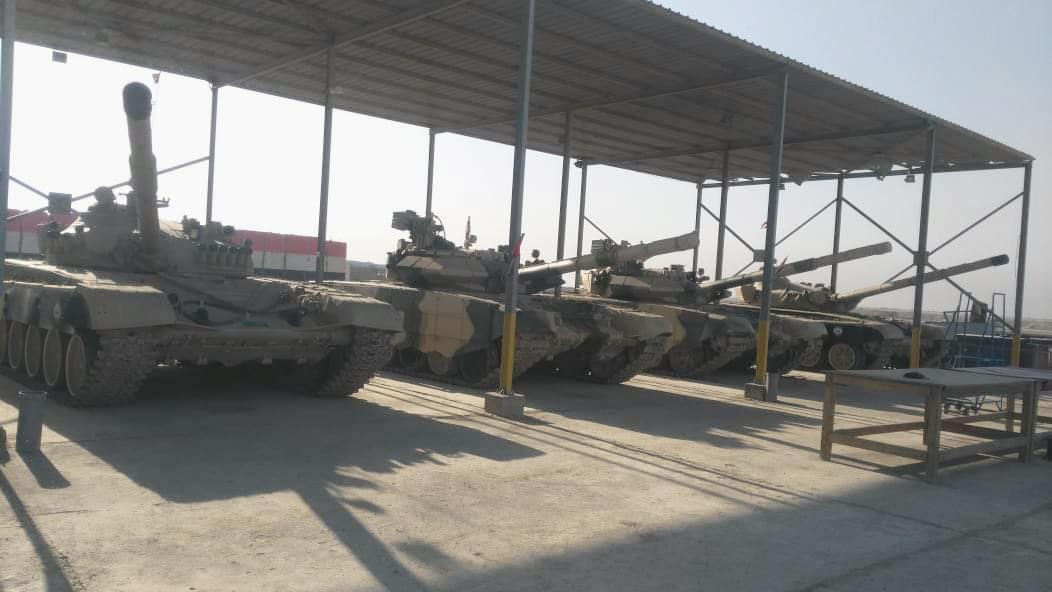 العراق اشترى دبابات T-90 الروسيه !! - صفحة 16 EP78qfJXUAAqHeQ?format=jpg&name=medium