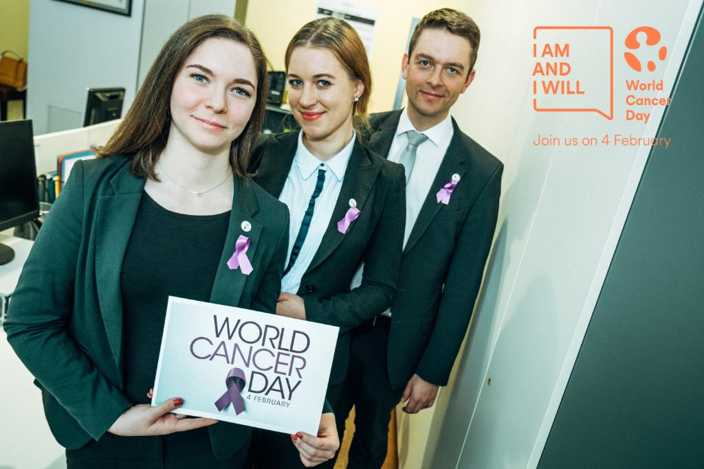 Spread the word! Every person matters. Every action counts for #WorldCancerDay on 4 February, what will you do? Take Action! #IAmAndIWill #WorldCancerDay  #cancer #awareness #support #day https://t.co/dzOErZDvNa