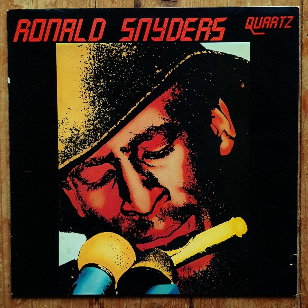 #RonaldSnyders – Quartz Label: #BlackStraightMusic – BSM 0104 Format: #Vinyl #LP Album Country: #Netherlands Released: 1983 Genre: Electronic, #JazzFusion / Soul Style: #JazzFunk #Funk #Kaseko  #percussions #flute #drums #bass #instarecords #rhythms #rarejazz pic.twitter.com/WOm75zzn9a