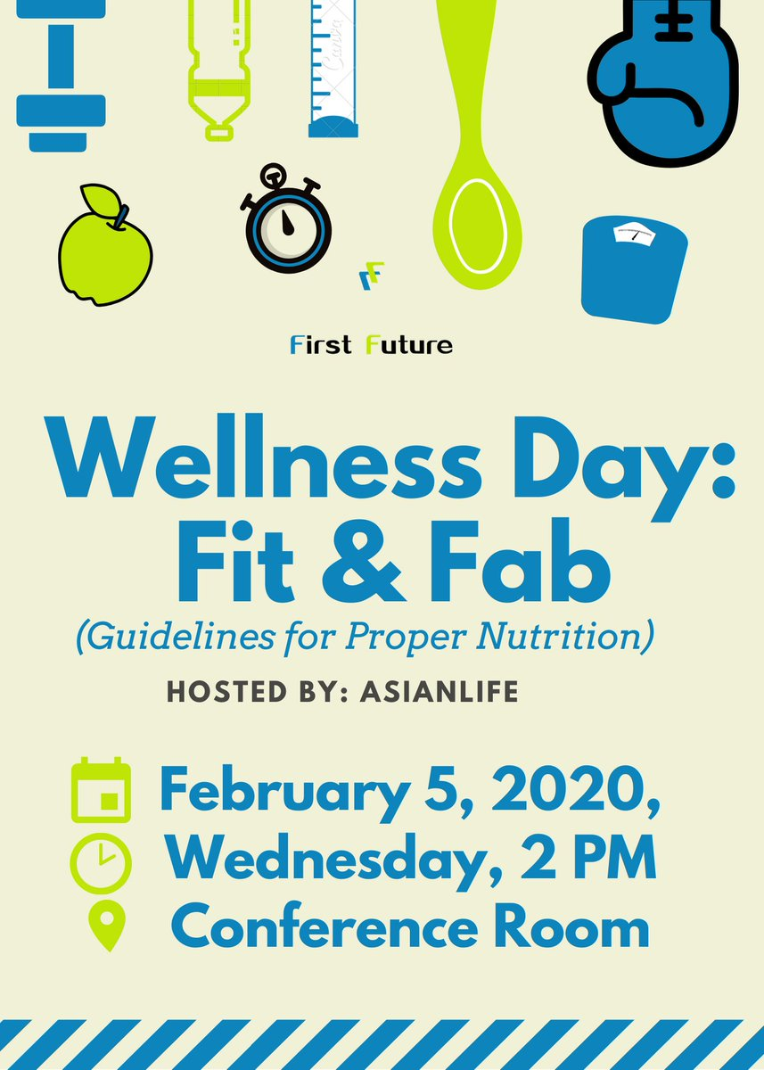 #ATTENTION: Campus A Teachers see you tomorrow, February 5, 2:00 PM at the Conference Room for our #WellnessWednesday hosted by our HMO Provider Asianlife and General Assurance Corporation. pic.twitter.com/PBPrCZDynl