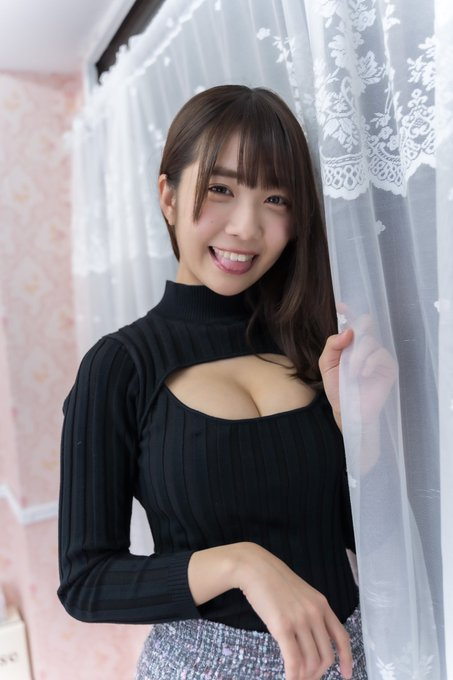 グラビアアイドル天羽希純のTwitter自撮りエロ画像39