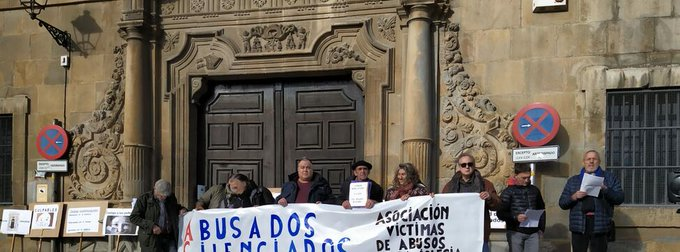 Las víctimas de Pamplona