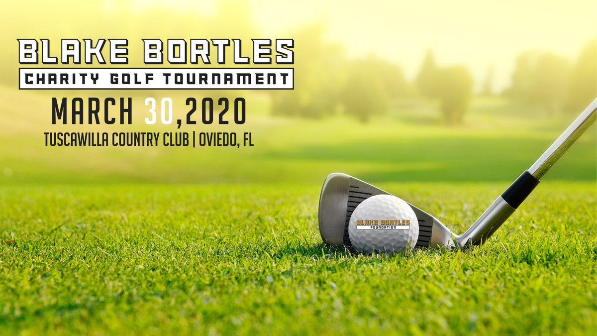 The #BB5Foundation Charity Golf Tournament is making its debut in Oviedo, FL on Mon. March 30th at @Tuscawilla_CC! Save the date!   Sponsorship and team information coming soon. Contact us for details! https://t.co/FHGR53FXJP