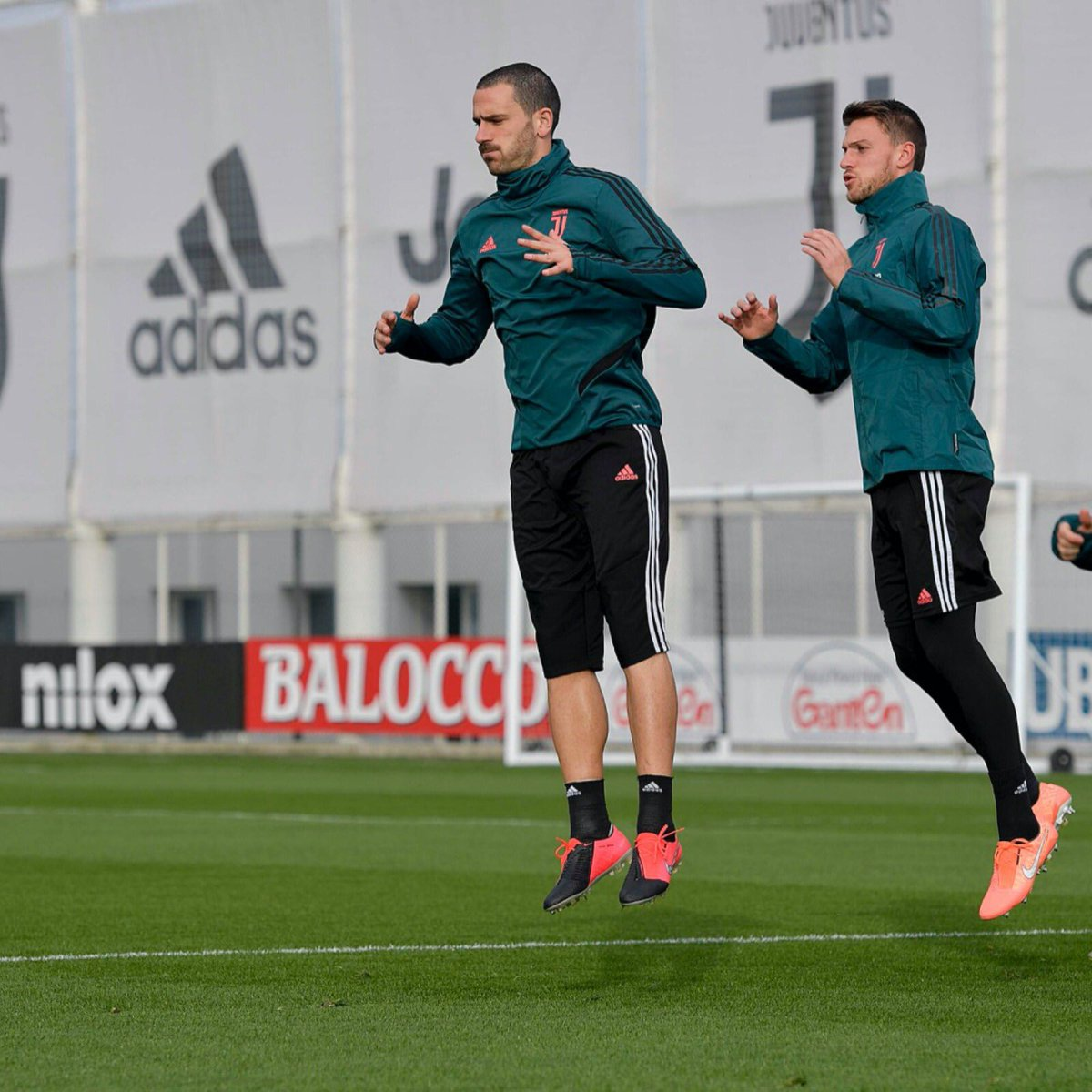 Jumping and running into an important week #LB19 #FinoAllaFine