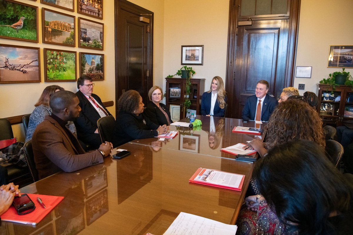 Great to hear from @gsbacomm members today. Thanks for all you do to support Georgia's students and teachers!