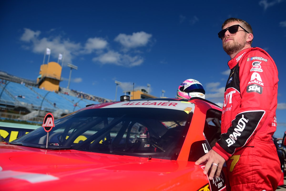 A year ago he made the #Championship4 but fell just short of the top prize. Now @J_Allgaier and the No. 7 @BRANDT_co team are ready to hoist the Championship trophy in 2020.   Season Preview   http:// bit.ly/2GPLs1V      #JRNation #NASCAR<br>http://pic.twitter.com/l5ovSJG2Qj
