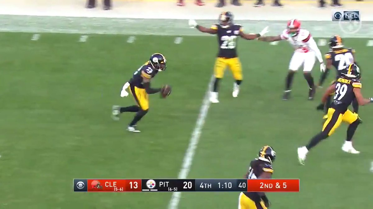 Another reminder not to throw when you see Joe. @joehaden23