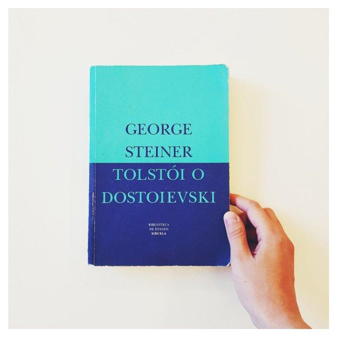 Un gran ensayista de la segunda mitad del siglo XX, George Steiner, ha fallecido. Recuerdo con especial afecto su libro Tolstói o Dostoievski. Steiner fue uno de los últimos representantes de la extraordinaria cultura judía de Europa Central que fue arrasada por el nazismo.