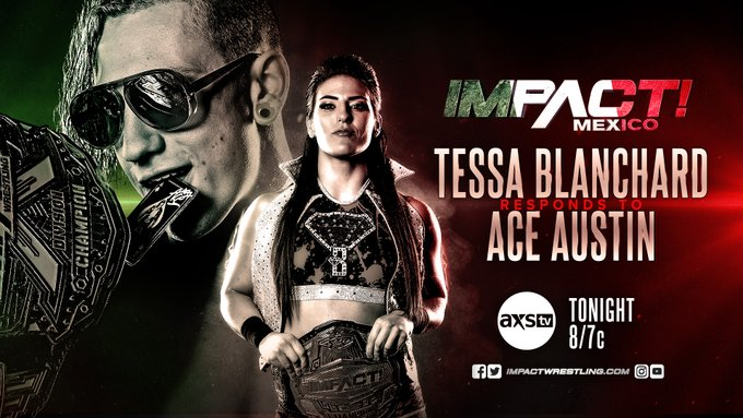 Watch Impact Wrestling Mexico 2/4/20