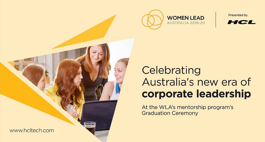 HCL Women Lead Australia Graduation