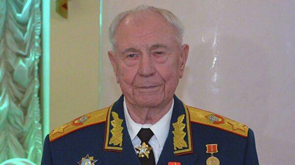 Штрихи к портрету Дмитрия Язова: Последний маршал империи