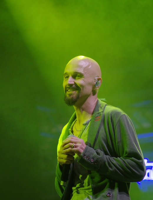 Rock singer Tim Booth is 60. Happy Birthday!!