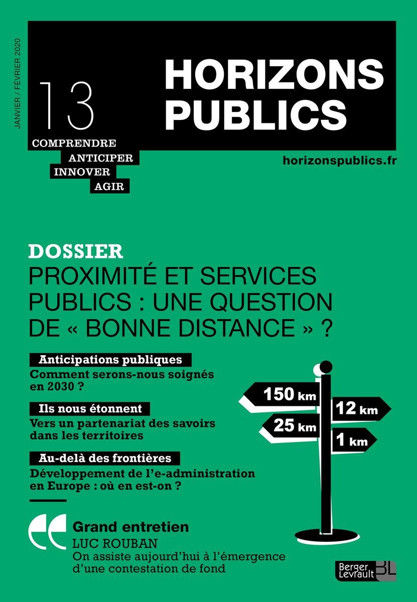Vignette document Proximité et services publics : une question de bonne distance (dossier)