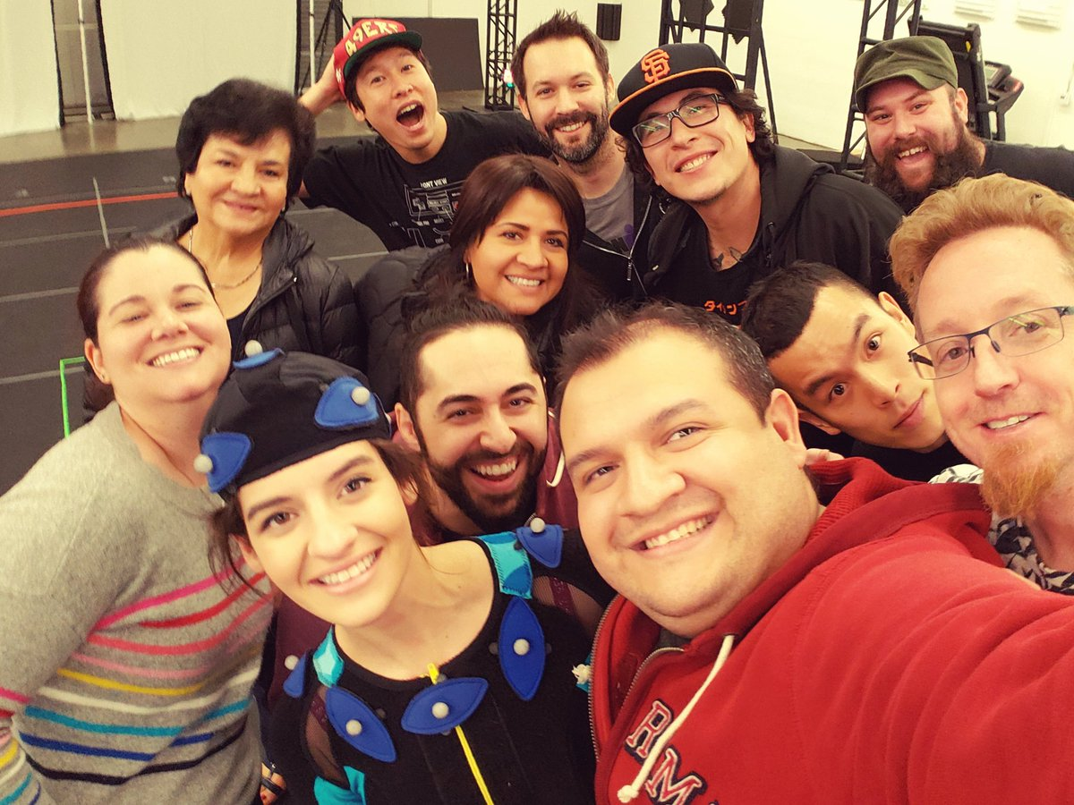 Please share a favorite memory of this first year of Apex. I'll start:  This MoCap shoot happened 3 days after we launched. We were all in such a high of what was happening! My niece Thalia who did the MoCap for Wattson was awestruck! 🤯  So were the rest of us 🙏 #MuchMoreToCome