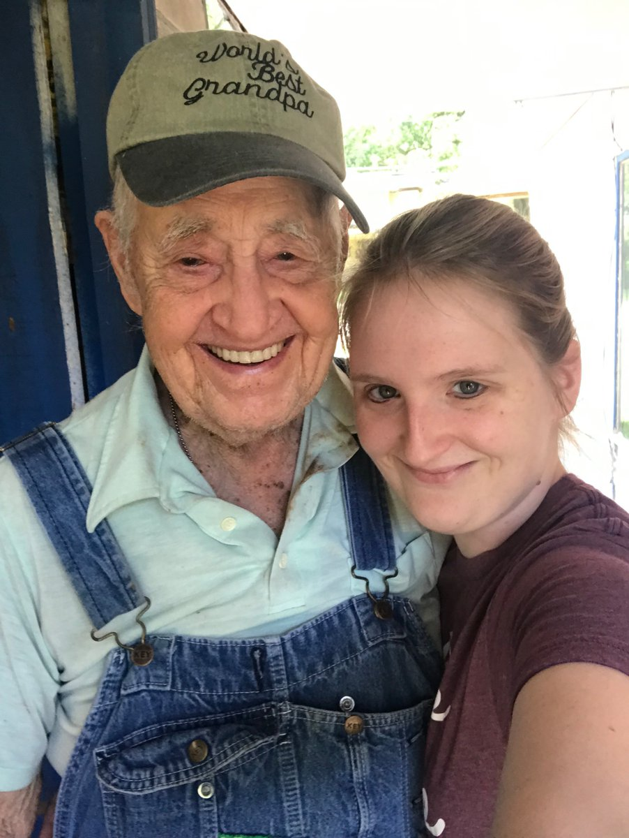 I shine a light for my grandpa 💜 #ENDALZ #TheLongestDay