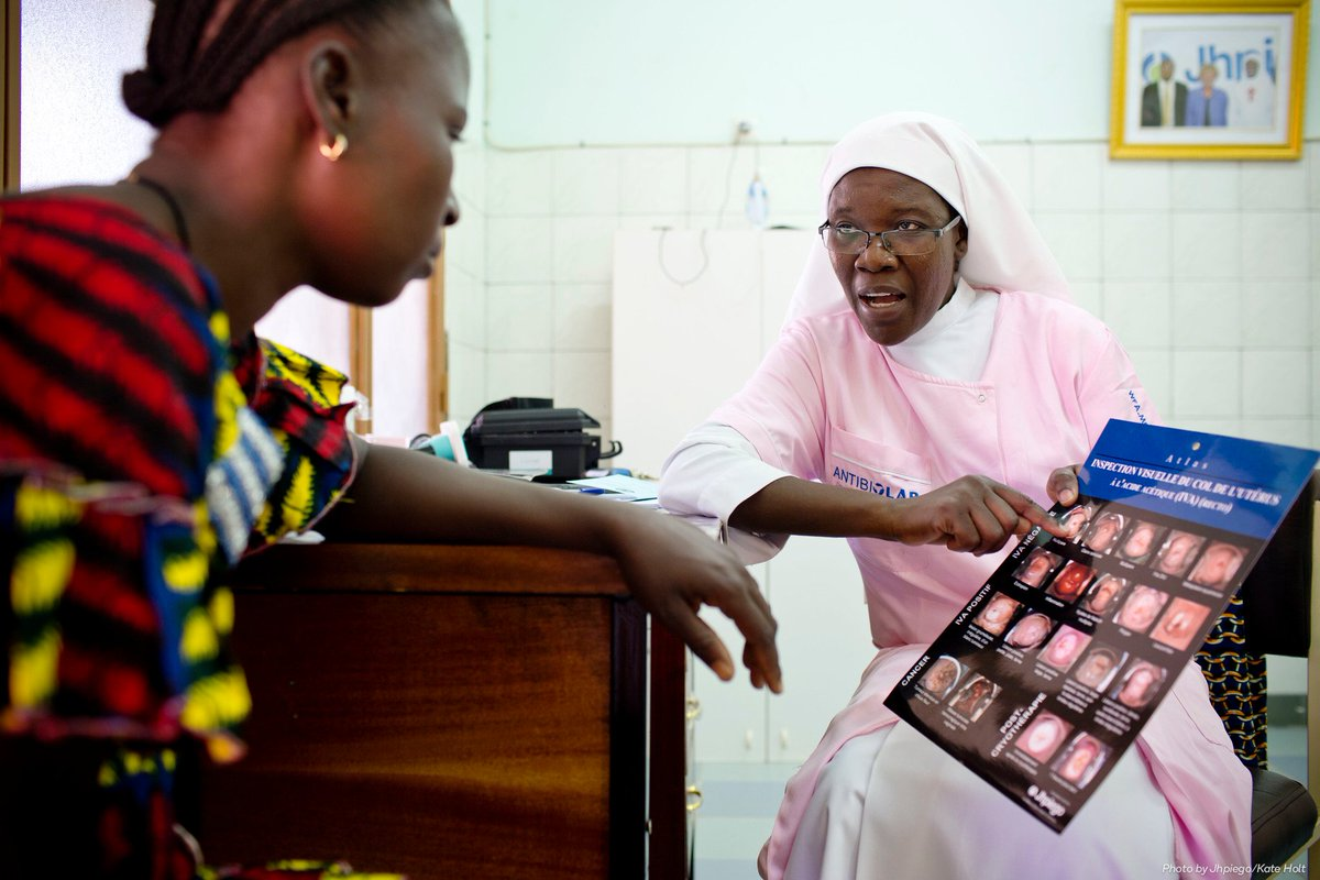 Were thrilled to be a part of the SUCCESS project! Read more from @UNITAID  on  the efforts towards #CervicalCancer  control with @expertisefrance  and @uicc . #WorldCancerDay    https://bit.ly/2GN9iLL