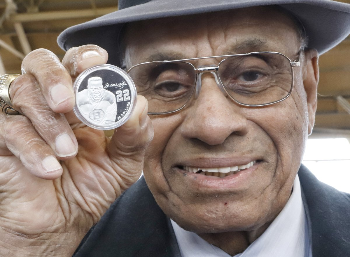 test Twitter Media - RT @CanadianMint: Living legend.  #WillieMinted #BlackHistoryMonth https://t.co/tJissUVypF