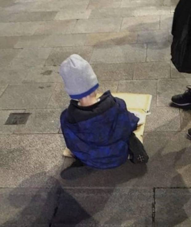 .@LeoVaradkar @MichealMartinTD, it is ON YOUR WATCH that #Sam eats his dinner on the pavement. Ireland. 104 years to the Easter Rising! #GeneralElection2020 #GE2020 #rtept #LeadersDebate
