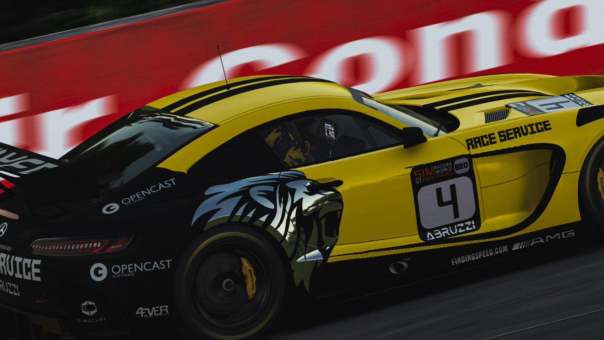 #iRacing #simracersworld #simracing #abruzzi #raceservice #opencast
