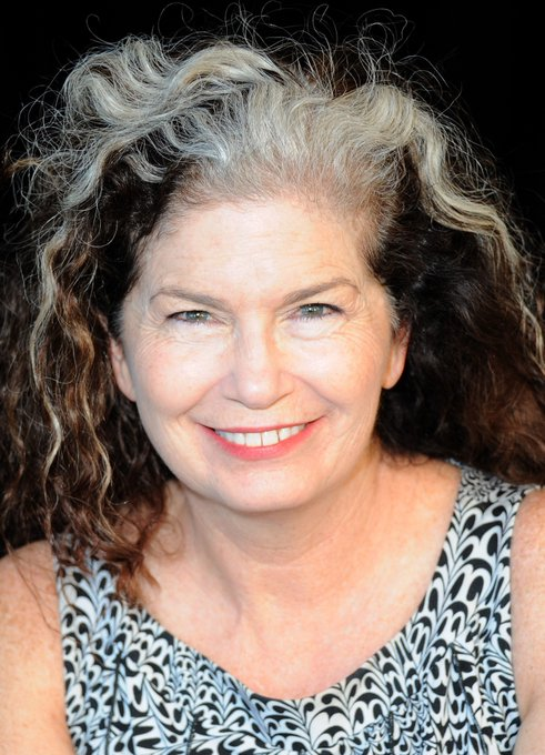 """Let\s rock!\"" Happy 60th birthday to American actress Jenette Goldstein, born February 4, 1960."
