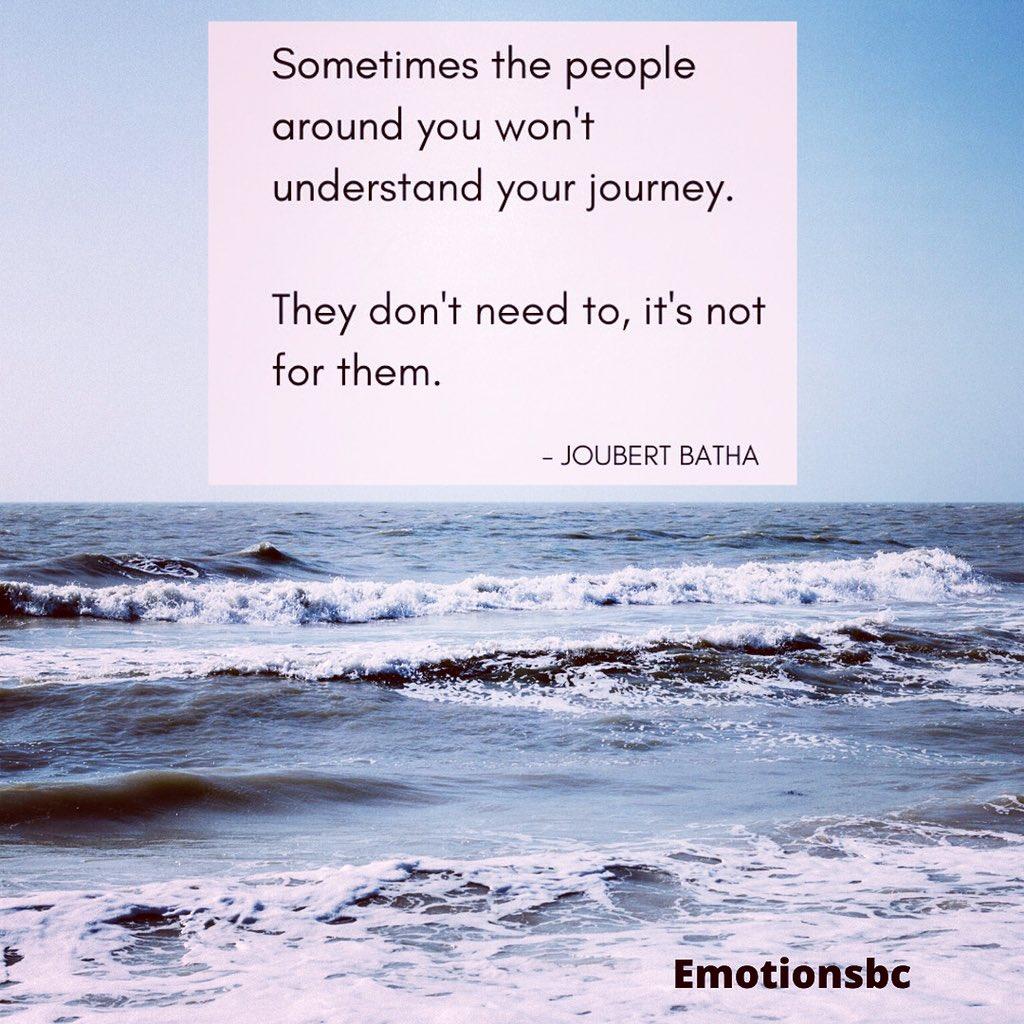 #yourjourney #conversation #mindfulness #mentalwellness #emotionsbc It's your journey!