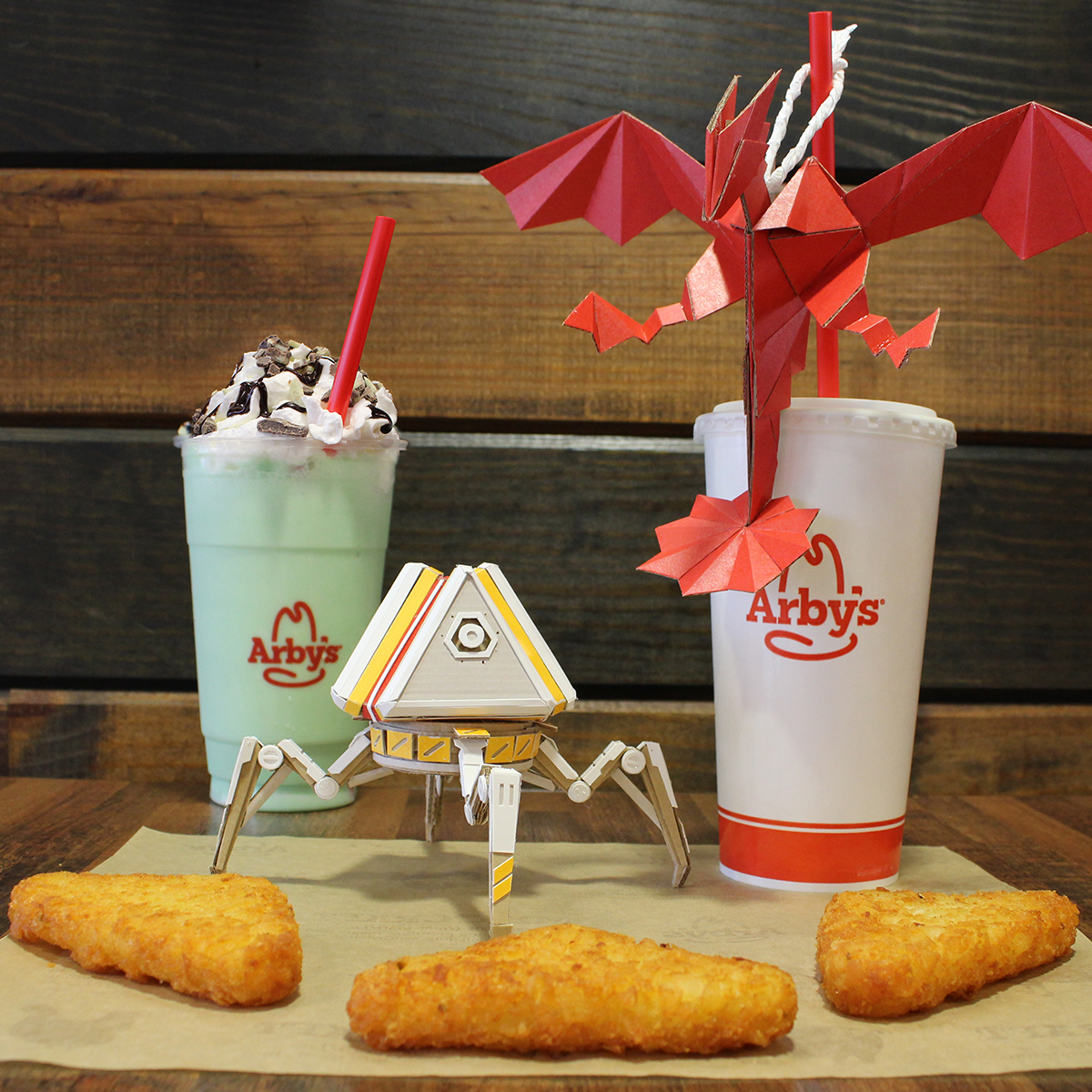 Replying to @Arbys: We couldn't wait for our reward, so we made it ourselves. Happy anniversary, Legends! #ApexLegends