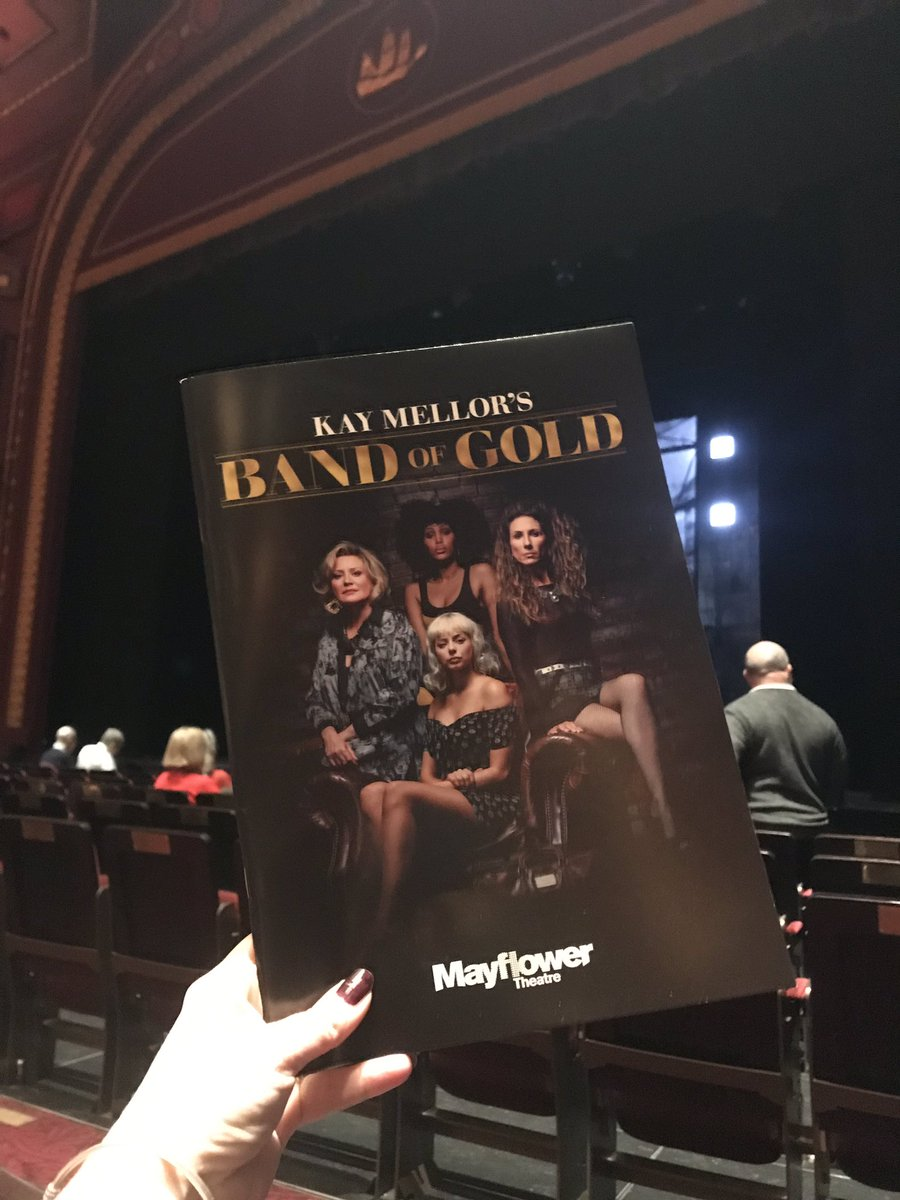 @BandOfGoldPlay tonight @mayflower review up tomorrow and @Jackradioidiot will be talking about it on breakfast as well :)