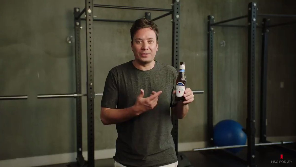 Show us that you're a pro at enjoyment and we might sign you to an epic endorsement contract just like @JimmyFallon. You in?  Visit http://TeamULTRA.com  to get started. #DoItForTheCheers #TeamULTRAContest