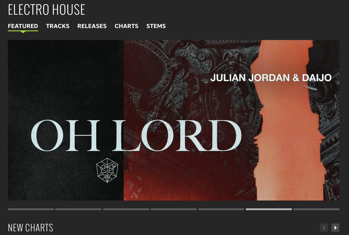 Shoutout to @beatport on the feature 'OH LORD'. Get it now stmpd.co/PsQdp @juliaanjordan @stmpdrcrds