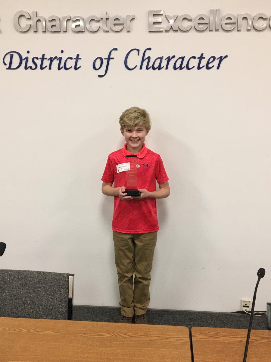 Congratulations Jackson Ellis! Runner-up in the Fox C6 5th Grade District Spelling Bee!