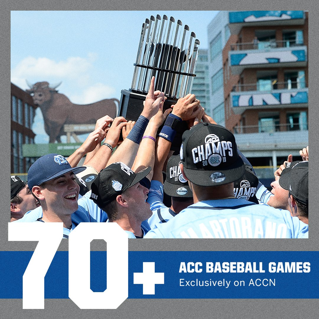 ACC ⚾️ LIVES HERE 💯 MORE 👉 bit.ly/2SgWfHM