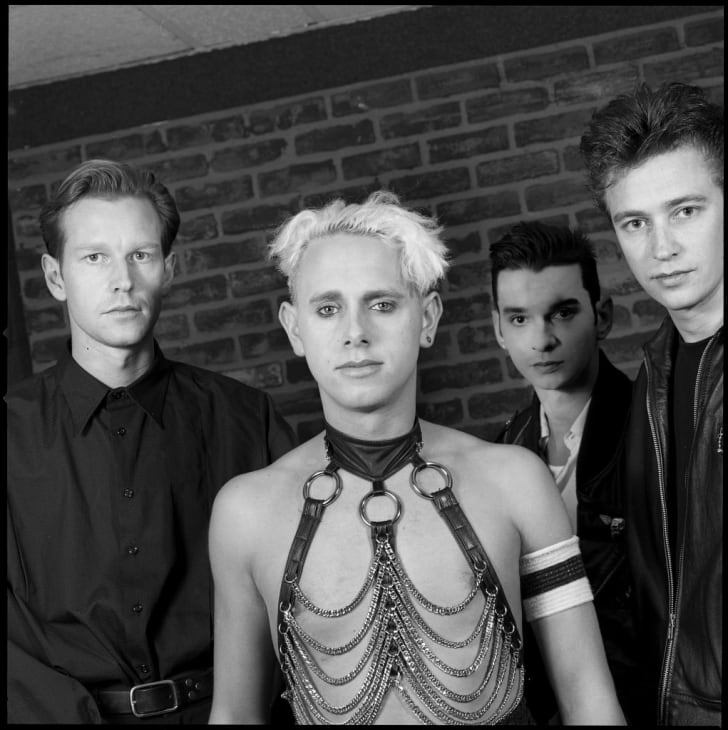"""Martin Gore's the songwriter, Alan Wilders the good musician, Dave Gahan's the vocalist, and I bum around."" - Andy Fletcher, Depeche Mode"