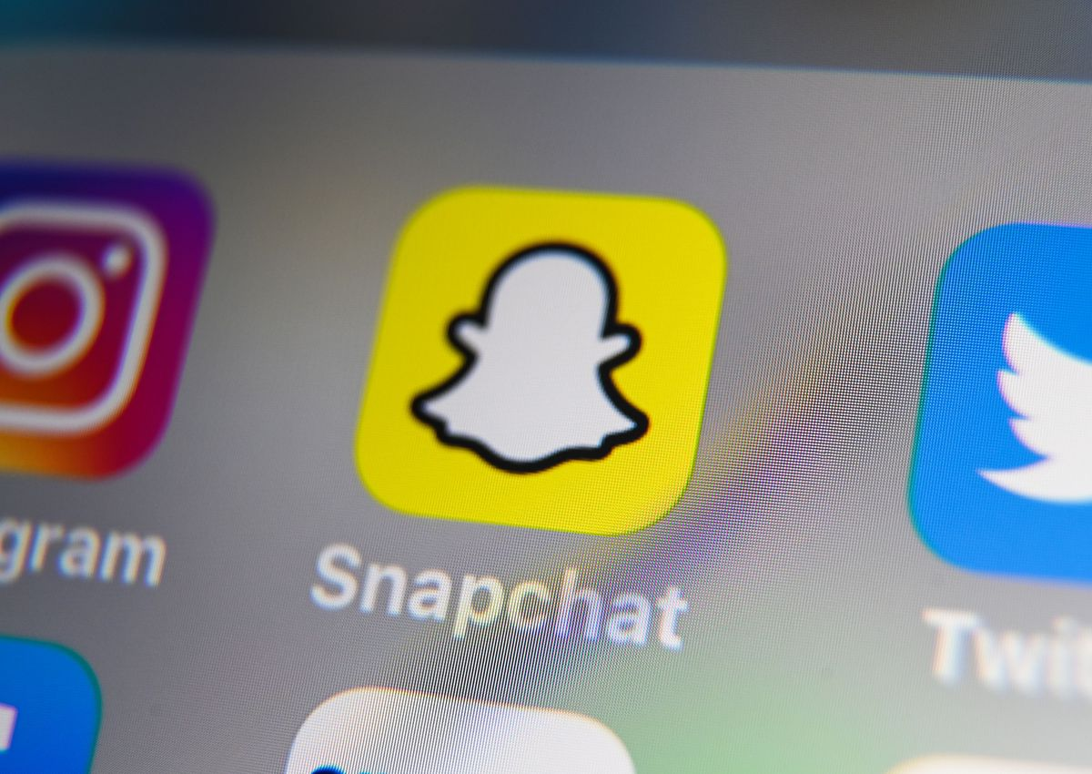 Snap shares sink as Snapchat's parent company misses expectations
