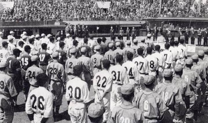 """コッシー on Twitter: """"2月5日は プロ野球の日 1936年のこの日、全日本 ..."""