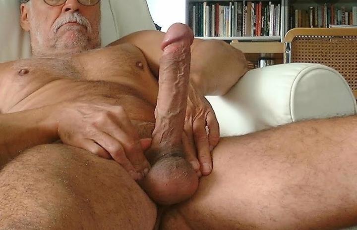 Grandpas dick