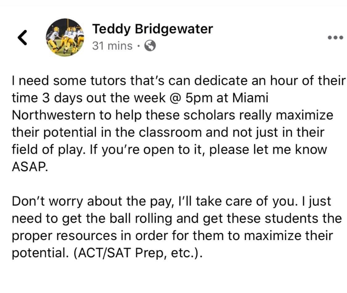 Tutors needed !