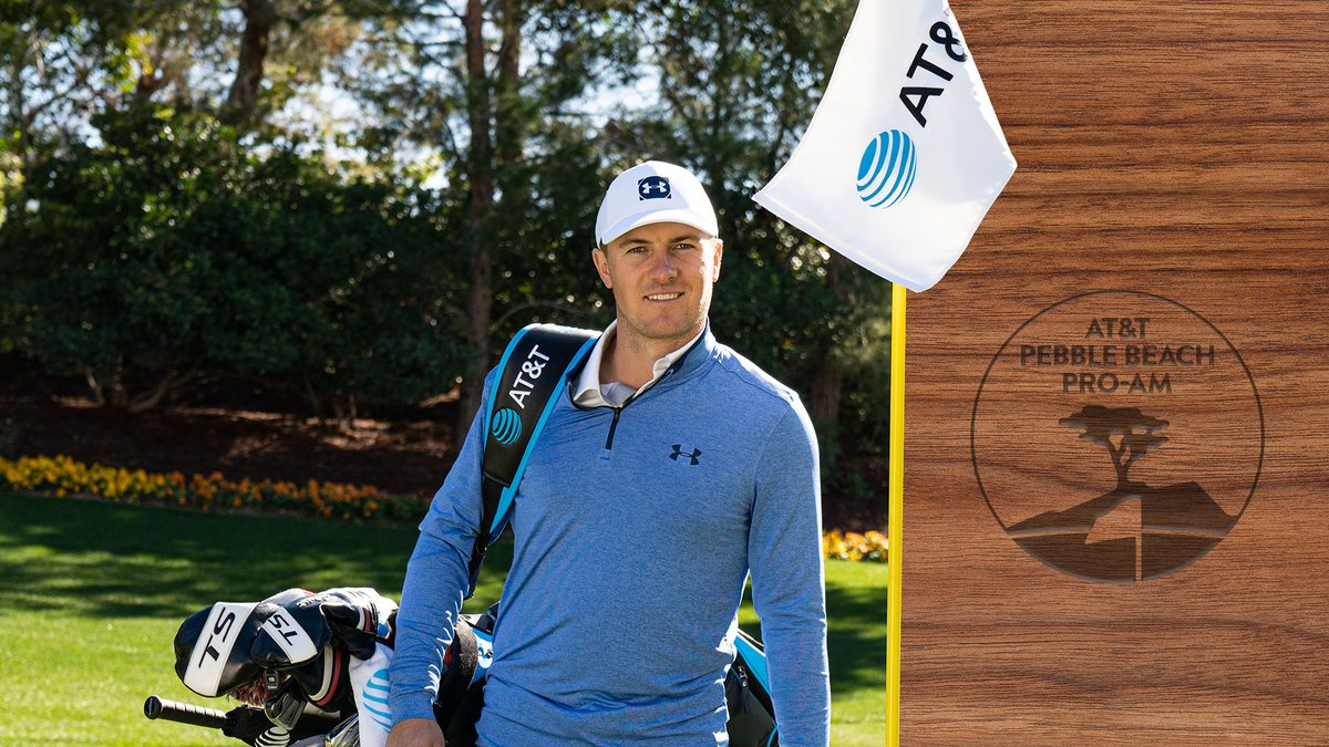 Heading into my favorite week... and my excitement is higher than this @ATT pin! If you're onsite at #PebbleBeach #ATTProAm, definitely make time to check out the incredible AT&T Loft, and take a virtual tour of my bag!! #ATTAthlete https://t.co/AgBbcsWsge