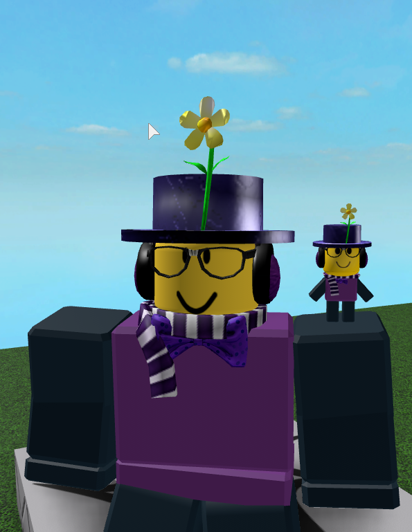Roblox Miskeeping Naku On Twitter Who S This Cutie Next To Me