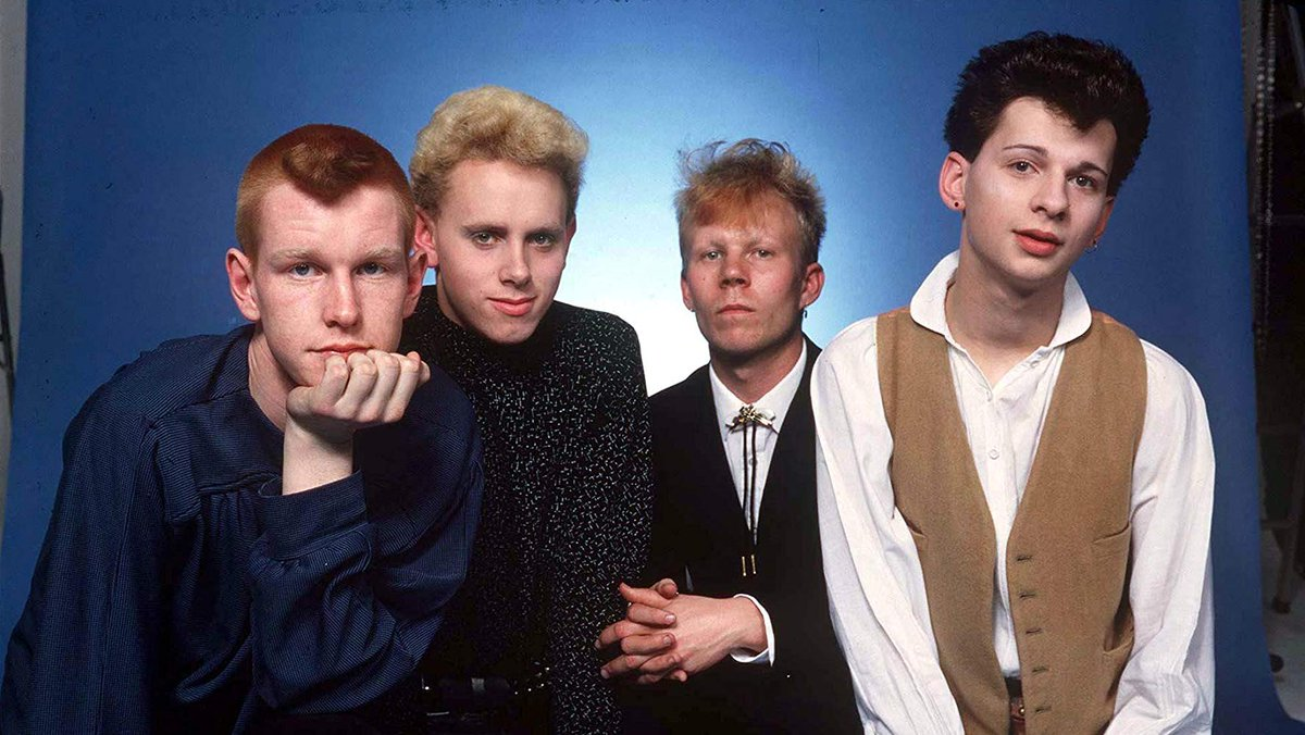 Vince Clarke has had a pretty great second - and third - act in life. After leaving Depeche Mode in 1981, Vince Clarke teamed up with powerhouse singer Alison Moyet to form Yazoo. In 1985, Clarke linked up with Andy Bell to form Erasure.