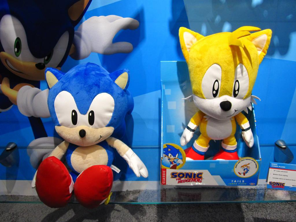 Speedsupersonic On Twitter New Sonic The Hedgehog Jakks Pacific