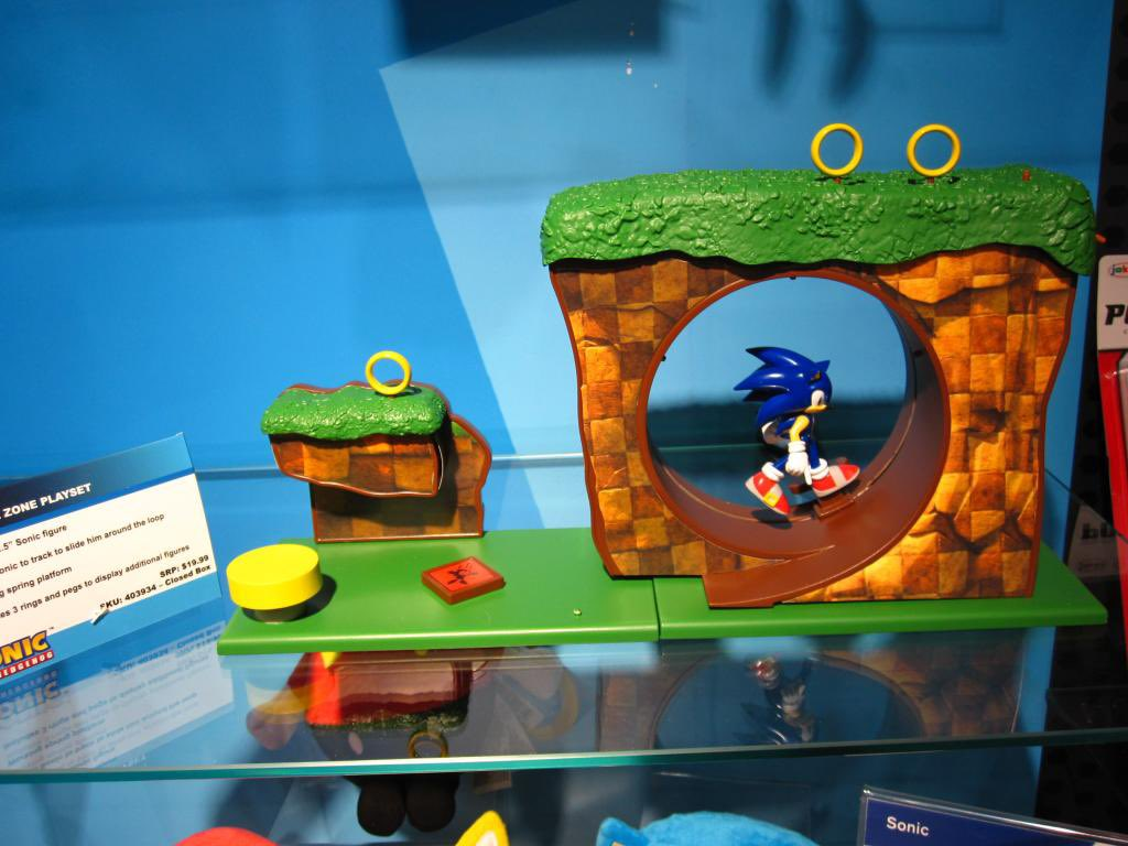Speedsupersonic On Twitter New Sonic The Hedgehog Jakks Pacific Toys Revealed At Nuremberg International Toy Fair Real Action Figures With Joints And Another Awesome Playset Also Jumbo Sonic Tails Plushies That