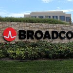 Image for the Tweet beginning: Broadcom to supply wireless components