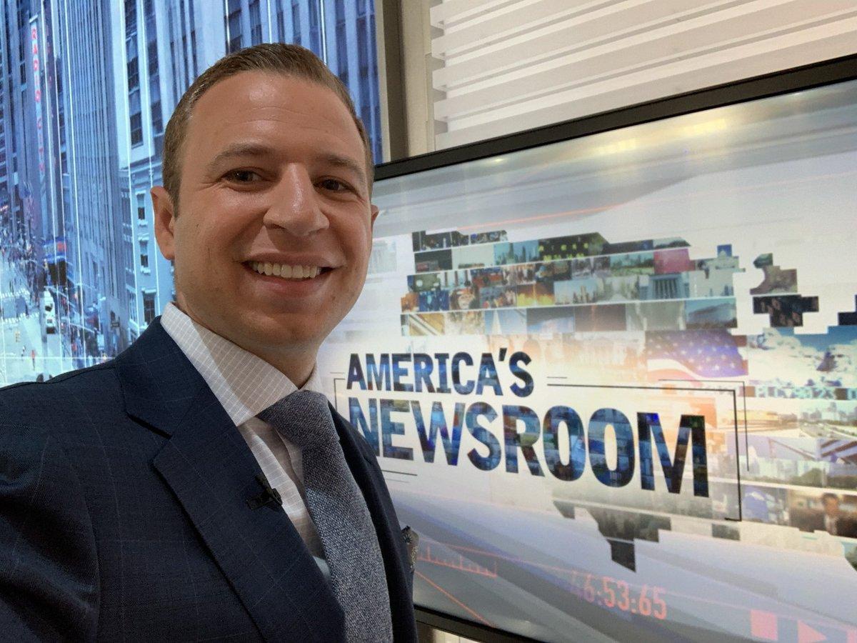 🚨FRI DVR ALERT🚨 #FoxNews 11:00am ET @AmericaNewsroom w @edhenry and @SandraSmithFox